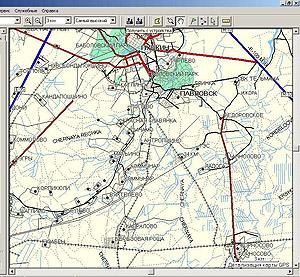 карты рыбалки навител по областям