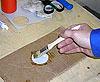Ремонт повреждений надувной лодки из PVC, ПВХ
