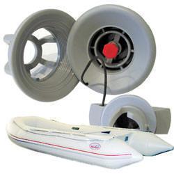 Замена неисправного клапана на ПВХ (PVC) лодке