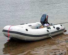 Выбор надувоной лодки из ПВХ, резины.
