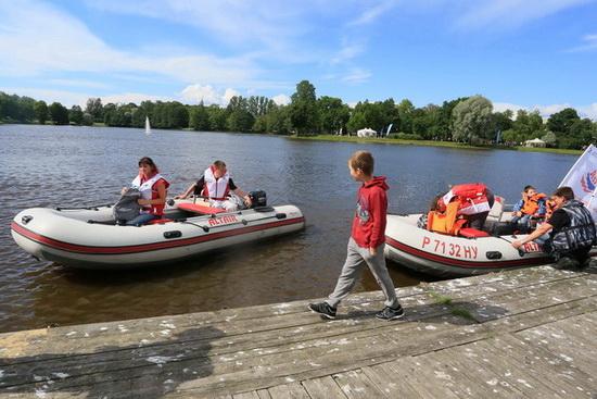 выставка рыбалка с лодки моторы