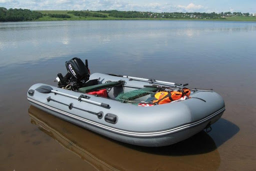 Лодки из ПВХ и моторы