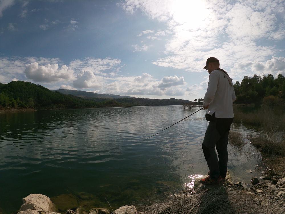 Рыбалка с гидом на Кипре