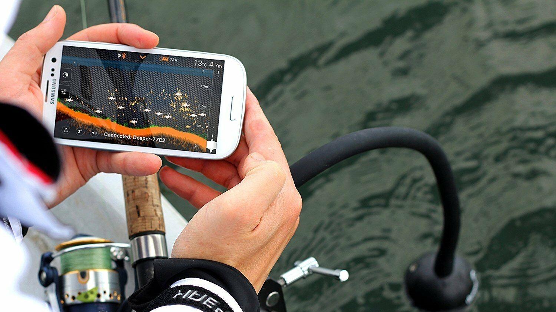 Электронное оборудование для рыболовов