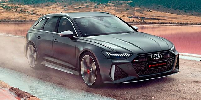 История марки Audi