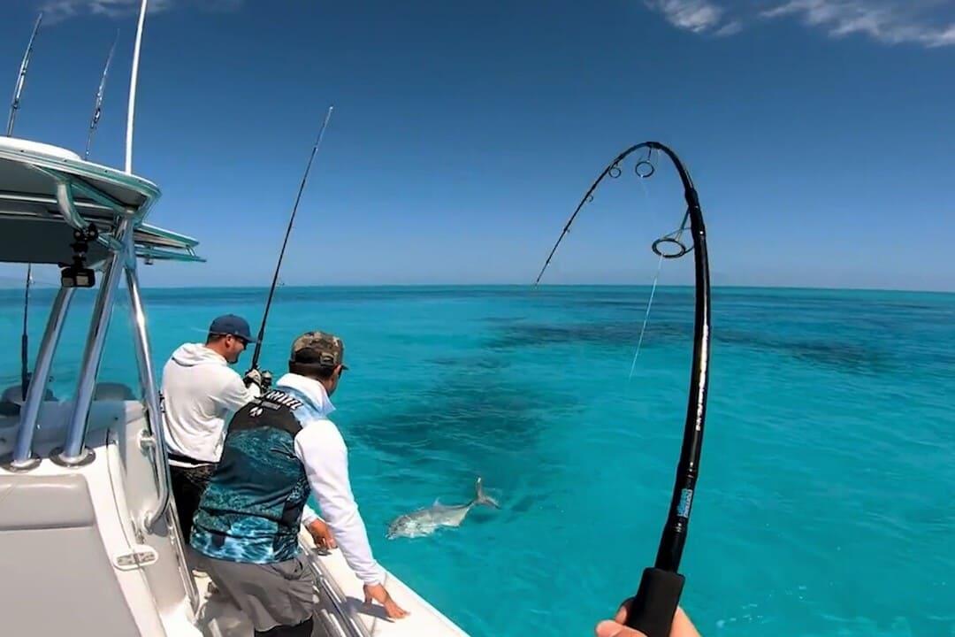 Морская рыбалка на Кипре. Ловля тунца