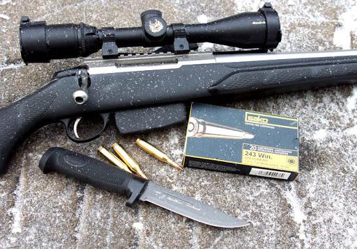 Оружейный производитель Tikka