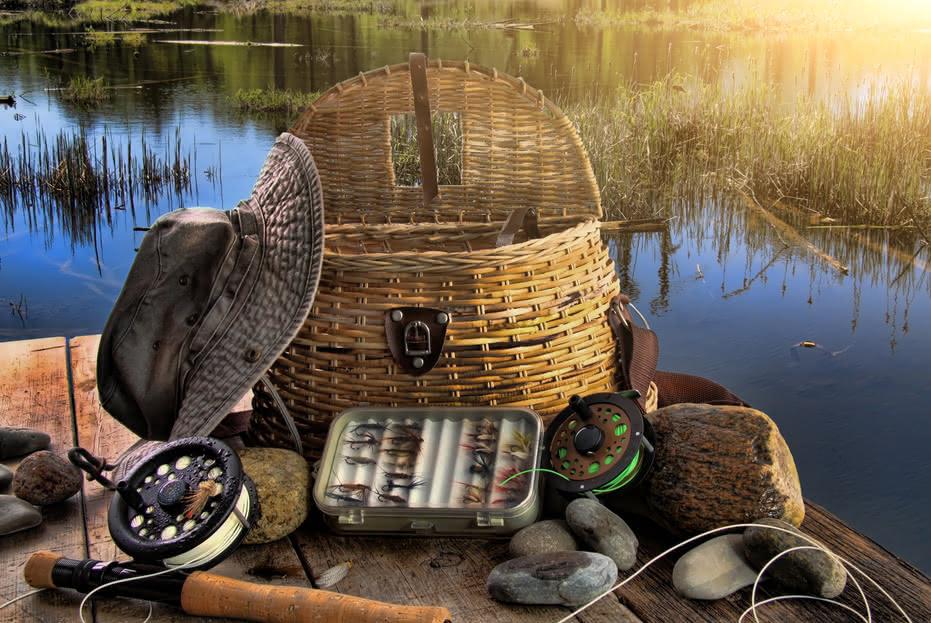 Что необходимо для хорошей рыбалки