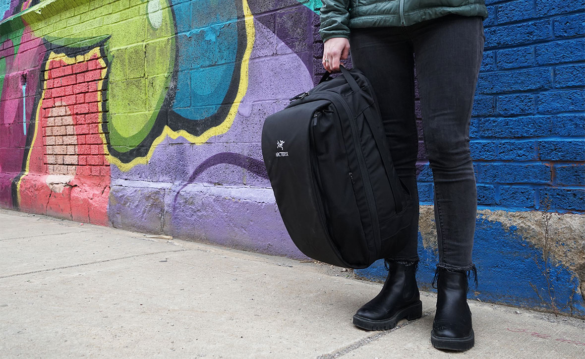 Рюкзак для путешествий или городских прогулок