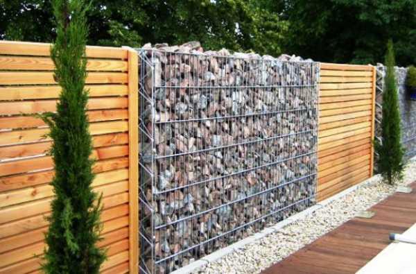 Как выбрать забор для своего участка?