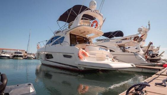Актуальные предложения по аренде моторной яхты для отдыха в Сочи